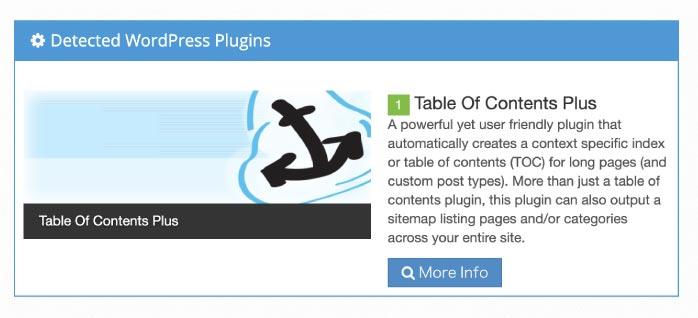 プラグインの検索画面