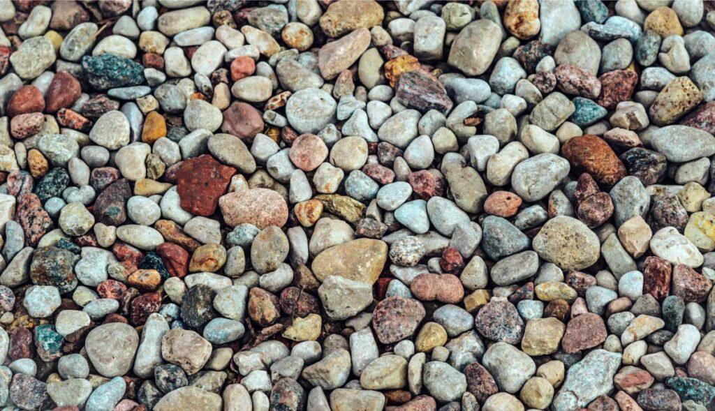 砂利の写真