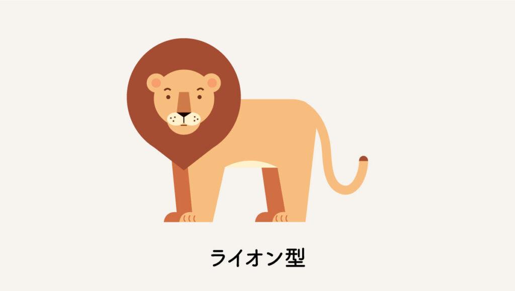 ライオン型のクロノタイプ